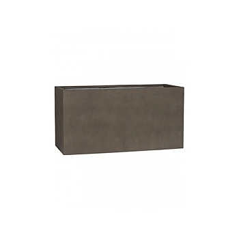 Кашпо Pottery Pots Eco-line jort m, sand cement Длина — 100 см