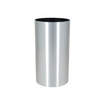 Кашпо Superline Alure pilaro aluminium brushed lacquered  Диаметр — 40 см Высота — 75 см