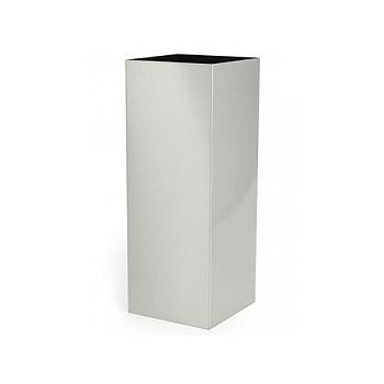 Кашпо Superline Alure trend aluminium brushed lacquered (h) Длина — 38 см  Высота — 100 см