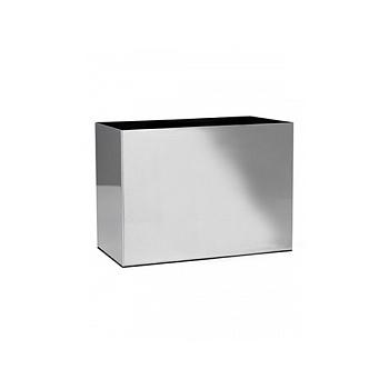 Кашпо Superline Alure trend auminium brushed lacquered Длина — 66 см  Высота — 50 см
