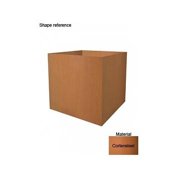 Кашпо Superline Cortenstyle® basic trend Длина — 70 см  Высота — 72 см