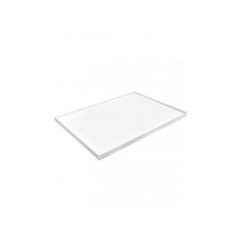 Рама для фитокартины Alure l-profile ral 9010 mat Длина — 230 см  Высота — 130 см