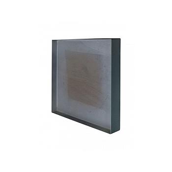 Рама для фитокартины Stiel l-profile ral 7016 mat Длина — 50 см  Высота — 5 см
