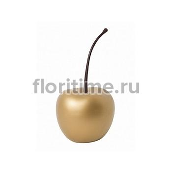 Вишня декоративная Cherry gold, под цвет золота XS размер  Диаметр — 17 см Высота — 145 см