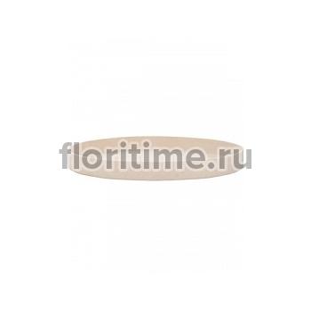 Поддон Pottery Pots Refined gaia M размер natural white, белого цвета  Диаметр — 50 см Высота — 5 см