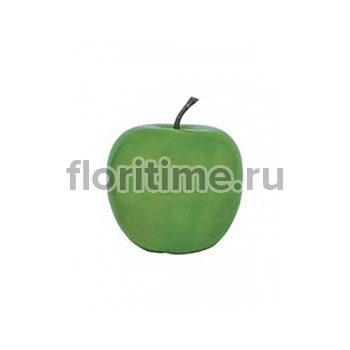 Яблоко декоративное Pottery Pots Apple green M размер  Диаметр — 36 см Высота — 38 см