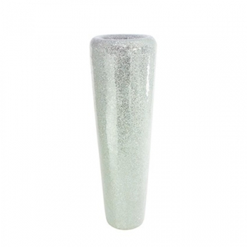 Кашпо ONE CONICAL planting column, стекло