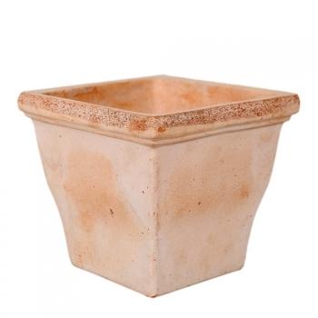 Горшок Deroma Rhodos cubo