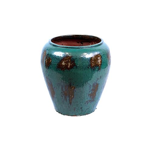 Кашпо Mystic pot, синий
