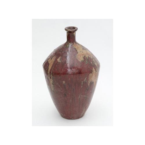 Кашпо Mystic ocean Bottle, красный