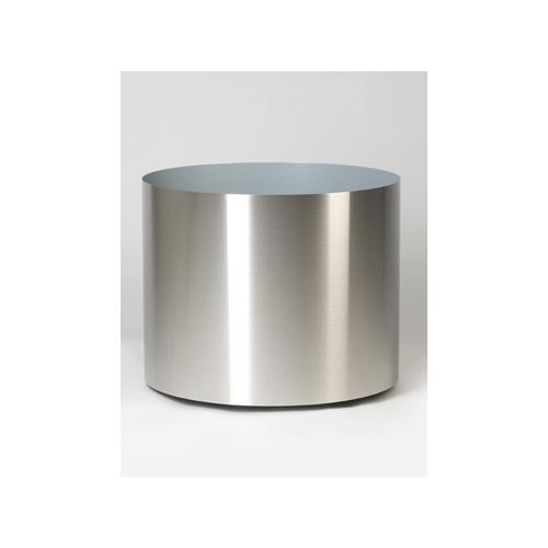 Кашпо basic (на колесиках), металл