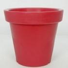 Светящееся Кашпо Bloom! Holland red, красного цвета Диаметр — 44 см