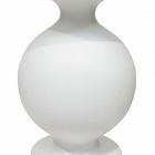 Ваза Fleur Ami Shape matt white, белого цвета  Диаметр — 48 см