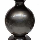 Ваза Fleur Ami Shape metallic anthracite, цвет антрацит  Диаметр — 48 см