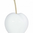 Яблоко декоративное Fleur Ami Apple white, белого цвета  Диаметр — 19 см