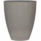 Кашпо Pottery Pots Eco-line ben l, brushed cement  Диаметр — 47 см
