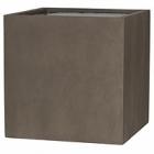 Кашпо Pottery Pots Eco-line block l, sand cement Длина — 50 см