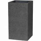 Кашпо Pottery Pots Eco-line bouvy L размер laterite grey, серого цвета Длина — 44 см