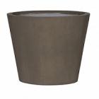 Кашпо Pottery Pots Eco-line bucket m, sand cement  Диаметр — 50 см