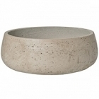 Кашпо Pottery Pots Eco-line eileen XL размер grey, серого цвета washed  Диаметр — 39 см