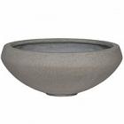 Кашпо Pottery Pots Eco-line eliza, brushed cement  Диаметр — 55 см