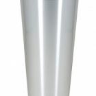 Кашпо Superline Alure conica topper aluminium brushed lacquered  Диаметр — 39 см Высота — 78 см
