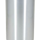 Кашпо Superline Alure pilaro aluminium brushed lacquered  Диаметр — 40 см Высота — 60 см