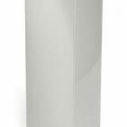 Кашпо Superline Alure trend aluminium brushed lacquered Длина — 38 см  Высота — 100 см