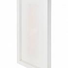 Рама для фитокартины Stiel topper ral 9010 mat Длина — 100 см  Высота — 5 см