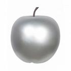 Яблоко декоративное Pottery Pots Apple под цвет серебра M размер  Диаметр — 36 см Высота — 38 см