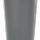 Кашпо Smart Calibre с внутренней вставкой, антрацит