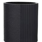 Кашпо Capi lux vase cylinder iii split anthracite