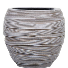 Кашпо Capi nature vase elegant iii loop ivory