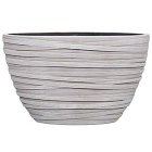Кашпо Capi nature planter oval ii loop ivory