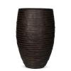Кашпо Capi Nature Vase Elegant Deluxe Row, brown