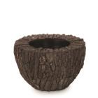 Кашпо Scorza bowl, сосновая кора