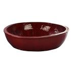 Кашпо Mystic bowl, красный