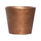 Кашпо Мini bucket, золото