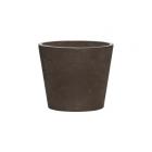 Кашпо Мini bucket, шоколад