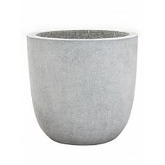 Кашпо Capi Lux egg planter 5-й размер light grey, серый, светло-серый
