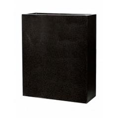 Кашпо Capi Lux vase envelope 1-й размер black, чёрный