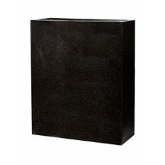 Кашпо Capi Lux vase envelope 2-й размер black, чёрный