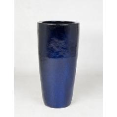 Кашпо Nieuwkoop blue, голубого/синего цвета partner