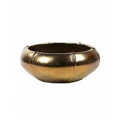 Кашпо Nieuwkoop Goud bowl (moda)