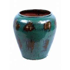 Горшок Nieuwkoop Mystic pot blue, голубого/синего цвета
