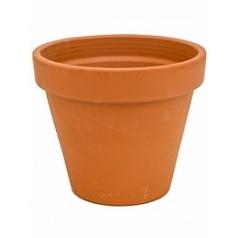 Кашпо Nieuwkoop Terra cotta, терракотового цвета flowerpot