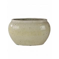 Кашпо Nieuwkoop Indoor pottery planter floris ivory, слоновая кость
