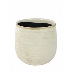 Кашпо Nieuwkoop Indoor pottery planter iris turqoise