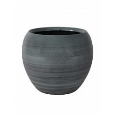 Кашпо Nieuwkoop Indoor pottery pot cresta цвета голубого льда