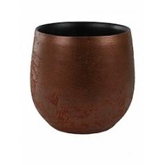 Кашпо Nieuwkoop Indoor pottery pot esra rust